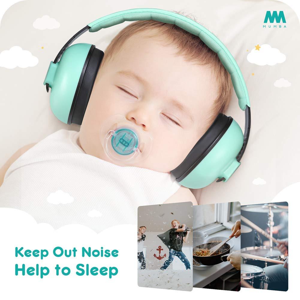 Mumba Baby Kids Earmuffs Hearing Protection Noise Cancelling Headphone Ear  muffs | eBay