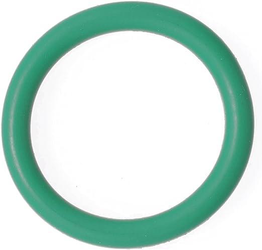 Dichtring//O-Ring 18 x 2 mm FKM 80 Menge 2 St/ück gr/ün