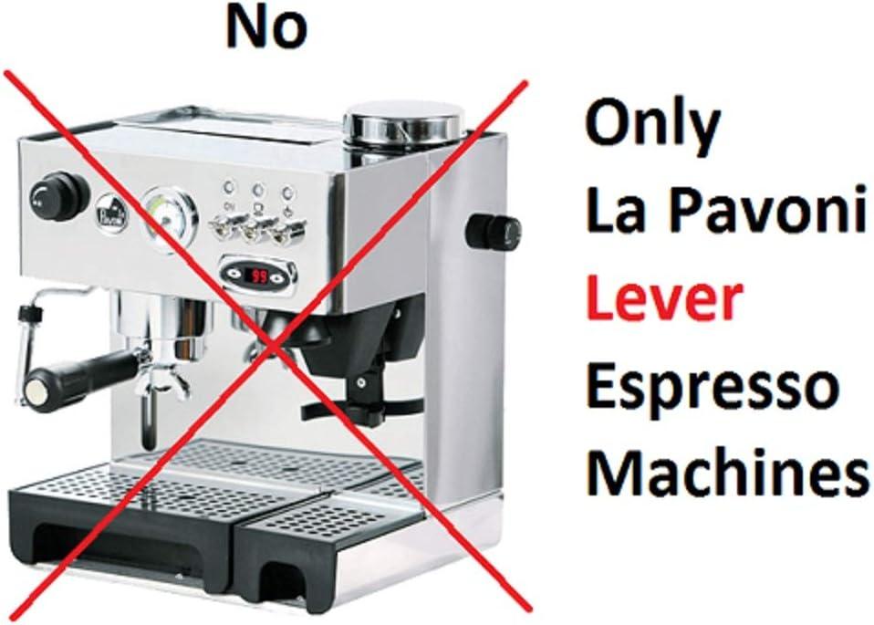 La Gondola - Portafiltro sin fondo para cafeteras expreso de ...