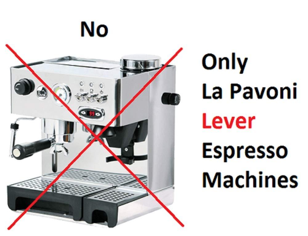 portafiltro sin fondo para cafeteras espresso a palanca ...