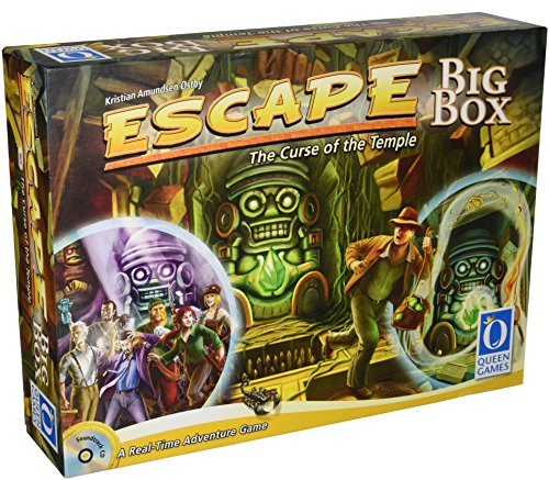 Queen Games Escape Big Box by Queen Games
