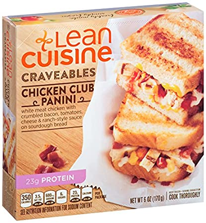 lean cuisine panini weight watchers points berry blog. Black Bedroom Furniture Sets. Home Design Ideas