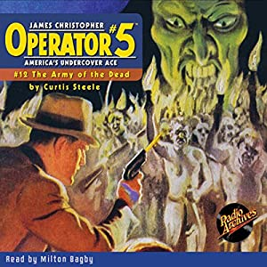 Operator #5 #12, March 1935 Audiobook
