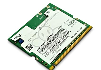 DELL Latitude Intel Mini PCI Wireless wm3 a2200bg portátil ...