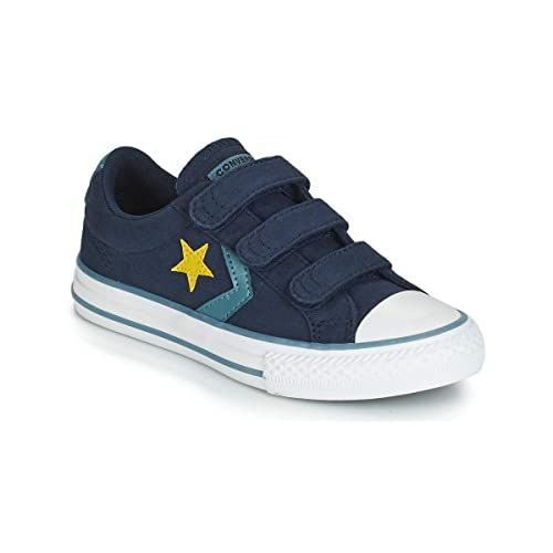 Converse Chuck Taylor All Star, Sneakers Basses Mixte Enfant