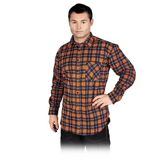 A Trabajo Franela De El Para Diseño Camisa Cuadros 6gtqWw