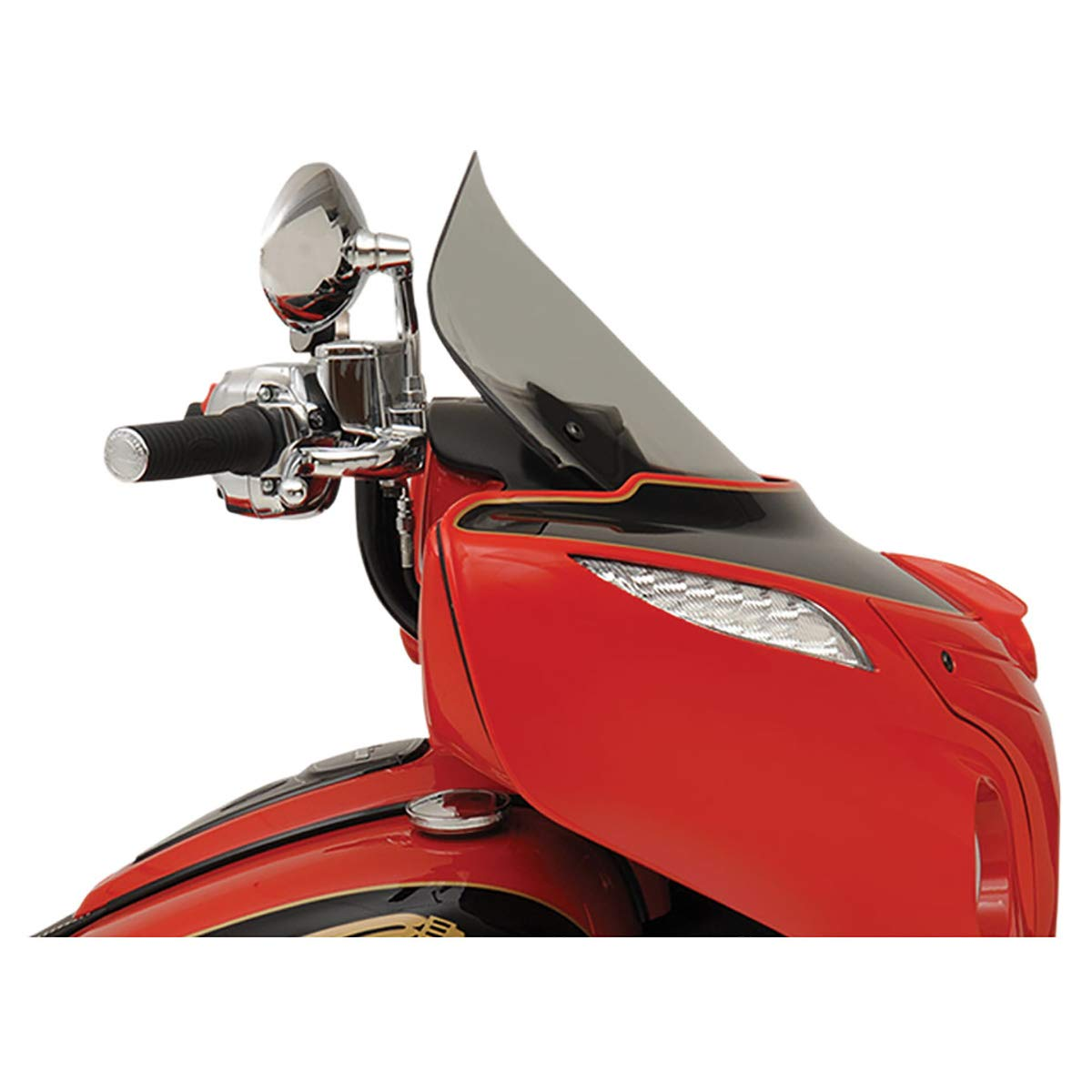 10 Tint KLOCK Werks Flare for Indian Chieftain//Roadmaster