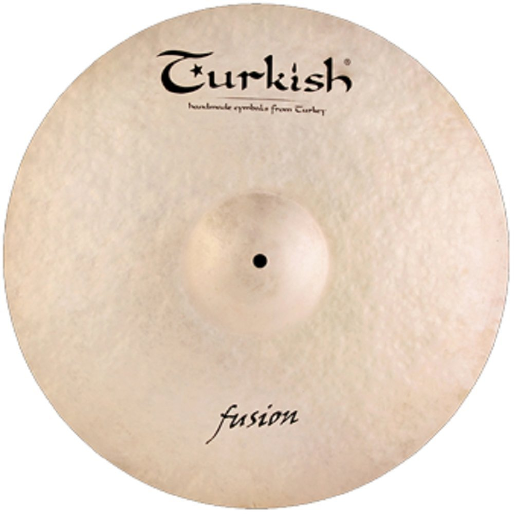Turkish Cymbals Jazz Series 18-inch Fusion Crash / Ride Cymbal FS-CR18