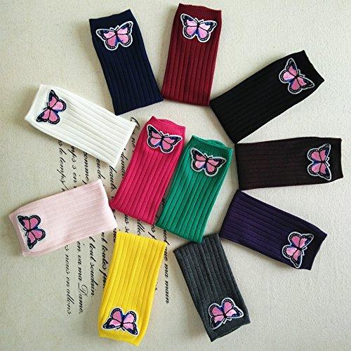 Chaussettes Fille Unique Taille Acvip Marron Café SHqwPA