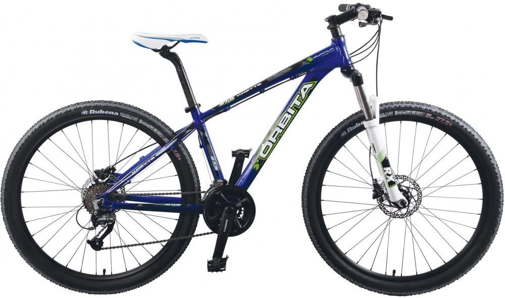 Bicicleta MTB Aluminio Orbita Kreyts 27.5 27v: Amazon.es: Deportes ...