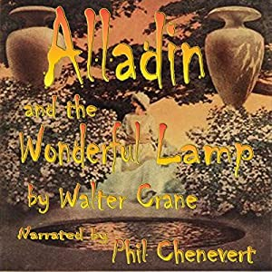 Alladin and the Wonderful Lamp Audiobook