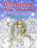 img - for Whimsical Winter Wonderland: Coloring Book by Molly Harrison book / textbook / text book