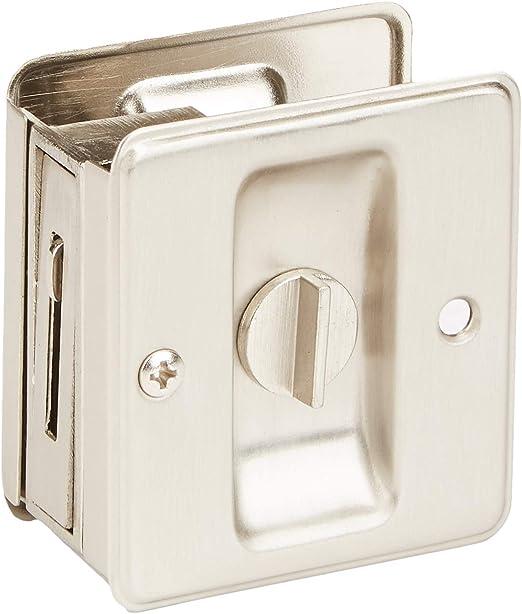 Amazon.com: SCHLAGE LOCK CO SC991B-619 Cerradura deslizante ...