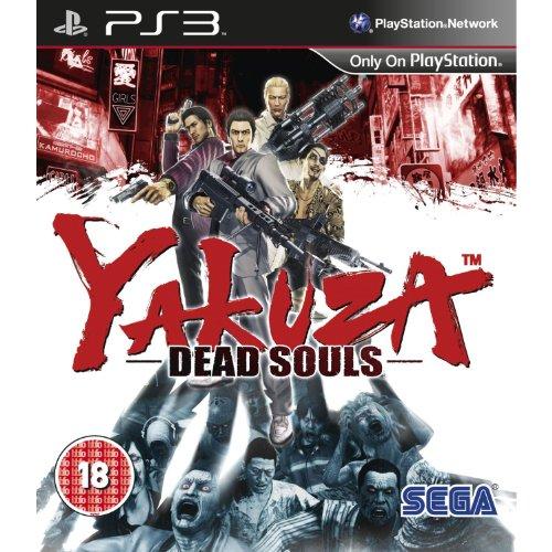 Yakuza: Dead Souls (PS3) (UK IMPORT)