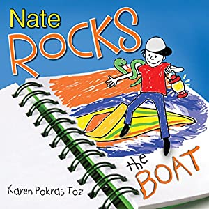 Nate Rocks the Boat Audiobook
