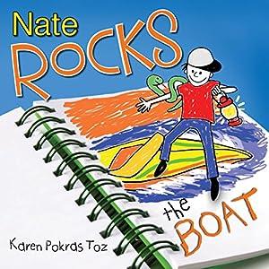 Nate Rocks the Boat Audiobook