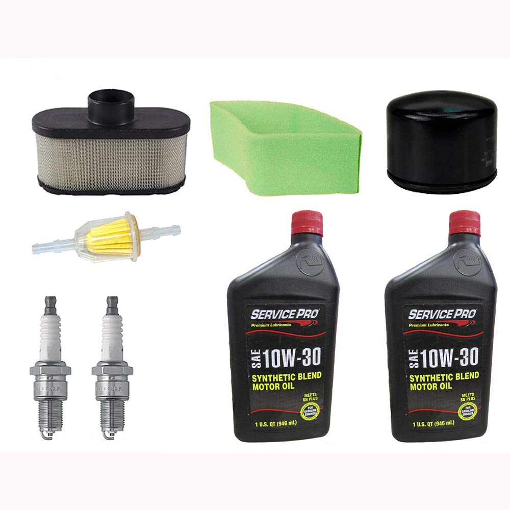[SCHEMATICS_48IU]  Amazon.com: Engine Maintenance Kit Fits John Deere X500 X530 X534 X580  Replaces LG265: Industrial & Scientific | John Deere X534 Engine Schematics |  | Amazon.com