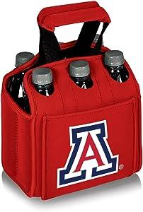 NCAA Arizona Wildcats Six Pack Cooler Tote