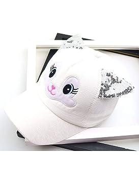 ZLJII Bebé Niño Y Niña Sombreros Lindo Bebé De Dibujos Animados ...