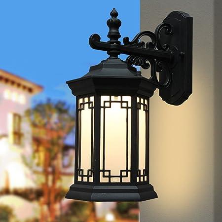 Pumpink Estilo Americano Simple Patio Led ático Creative E27