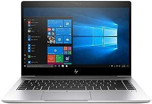 2019 HP EliteBook 840 G5 Business Laptop Computer: 8th Gen Intel Quard-Core i7 8650U up to 4.2GHz 16GB DDR4 RAM 512GB PCIe SSD 14