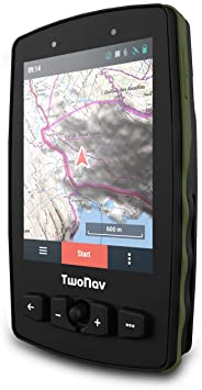 TwoNav - GPS Aventura 2 - Trekking Alpinismo/Joystick/Pantalla 3.7