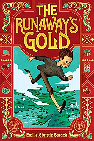 book cover of The Runaway\'s Gold
