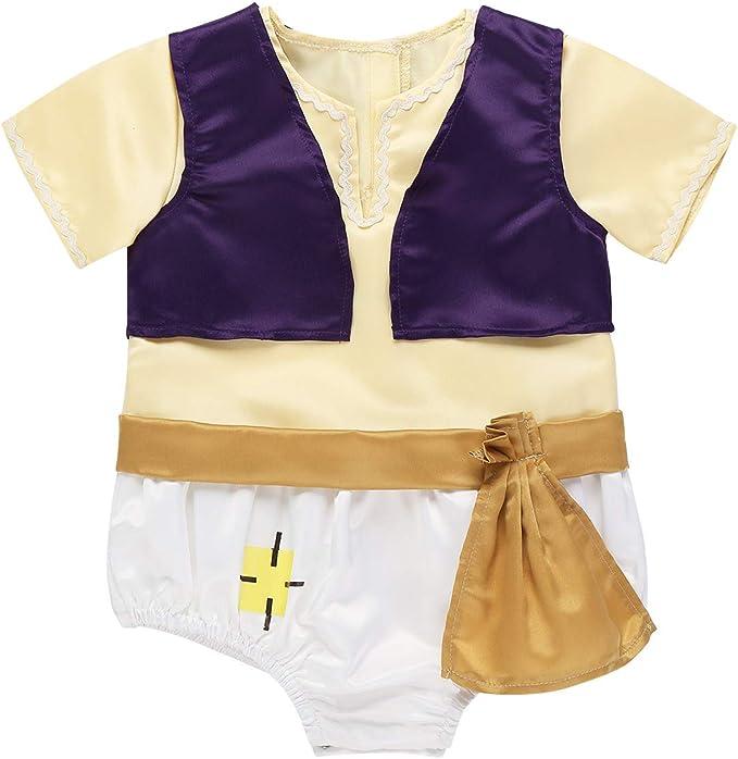 dPois Disfraz de Cumpleaños para Bebé Niño Disfraces Infantiles ...
