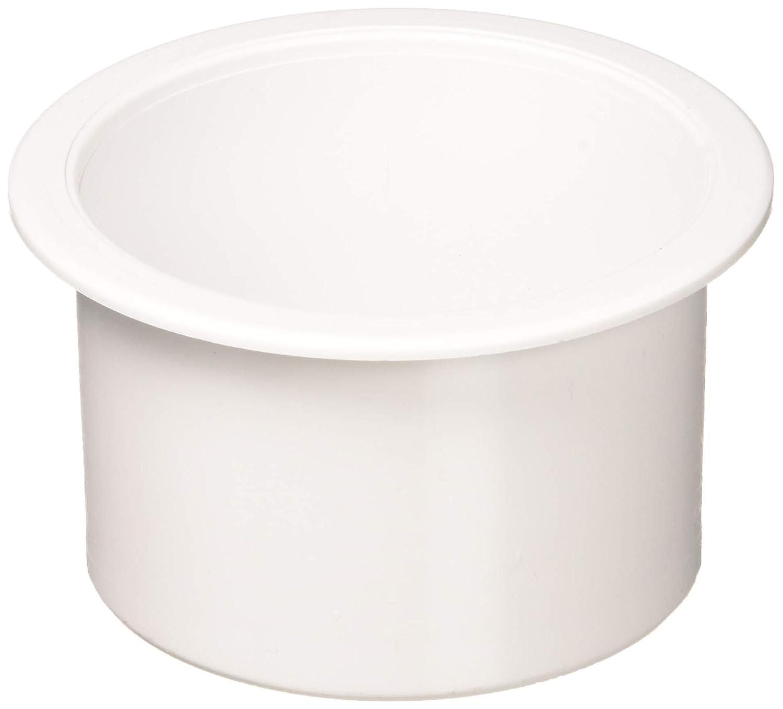 Sea-Dog 588011 Flush Mount Drink Holder 3 Deep White