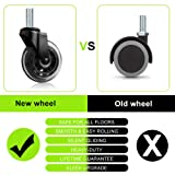 Office Chair Caster Wheels by 8T8 for Smart Home