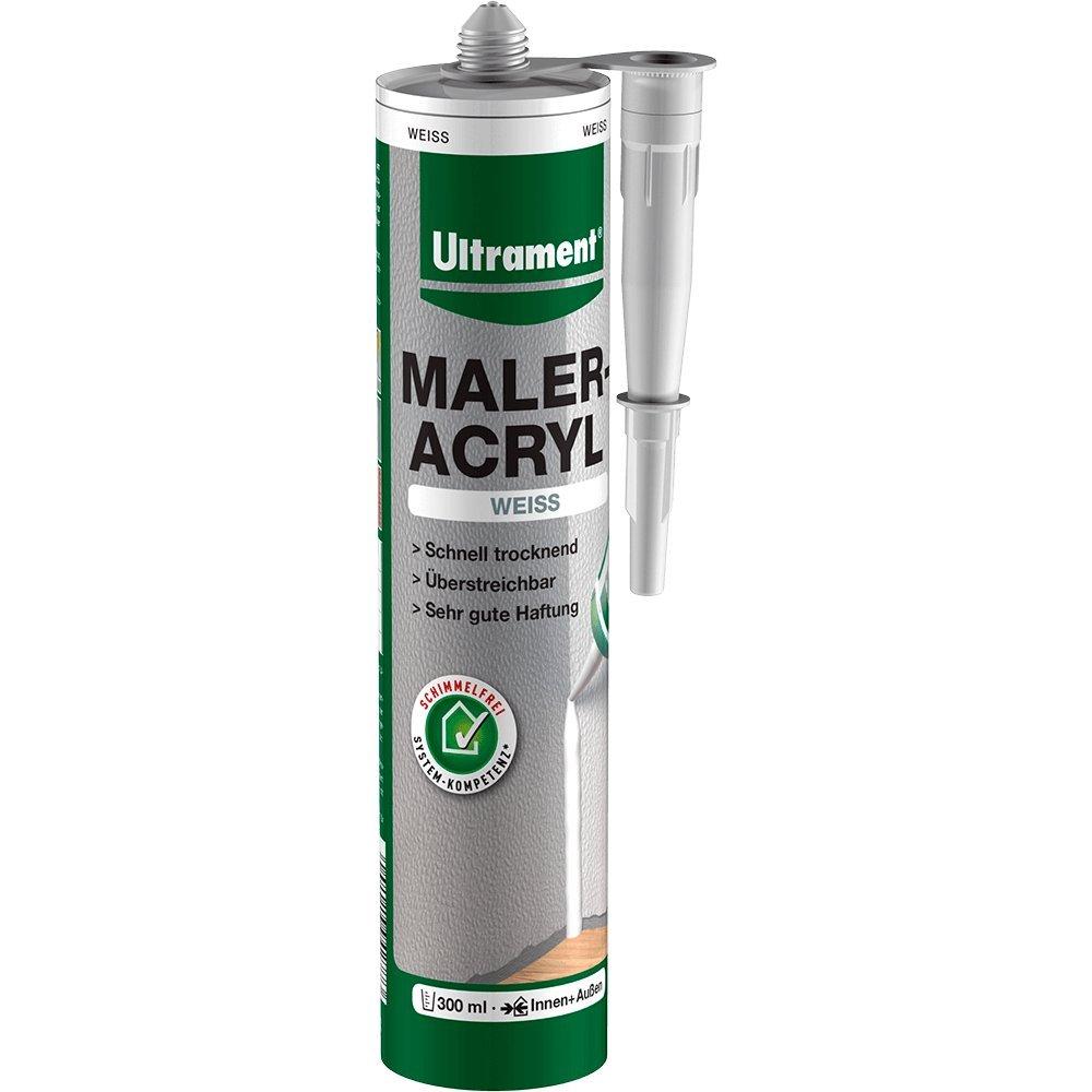 Ultrament Maleracryl, weiß , 300ml 94170100056008
