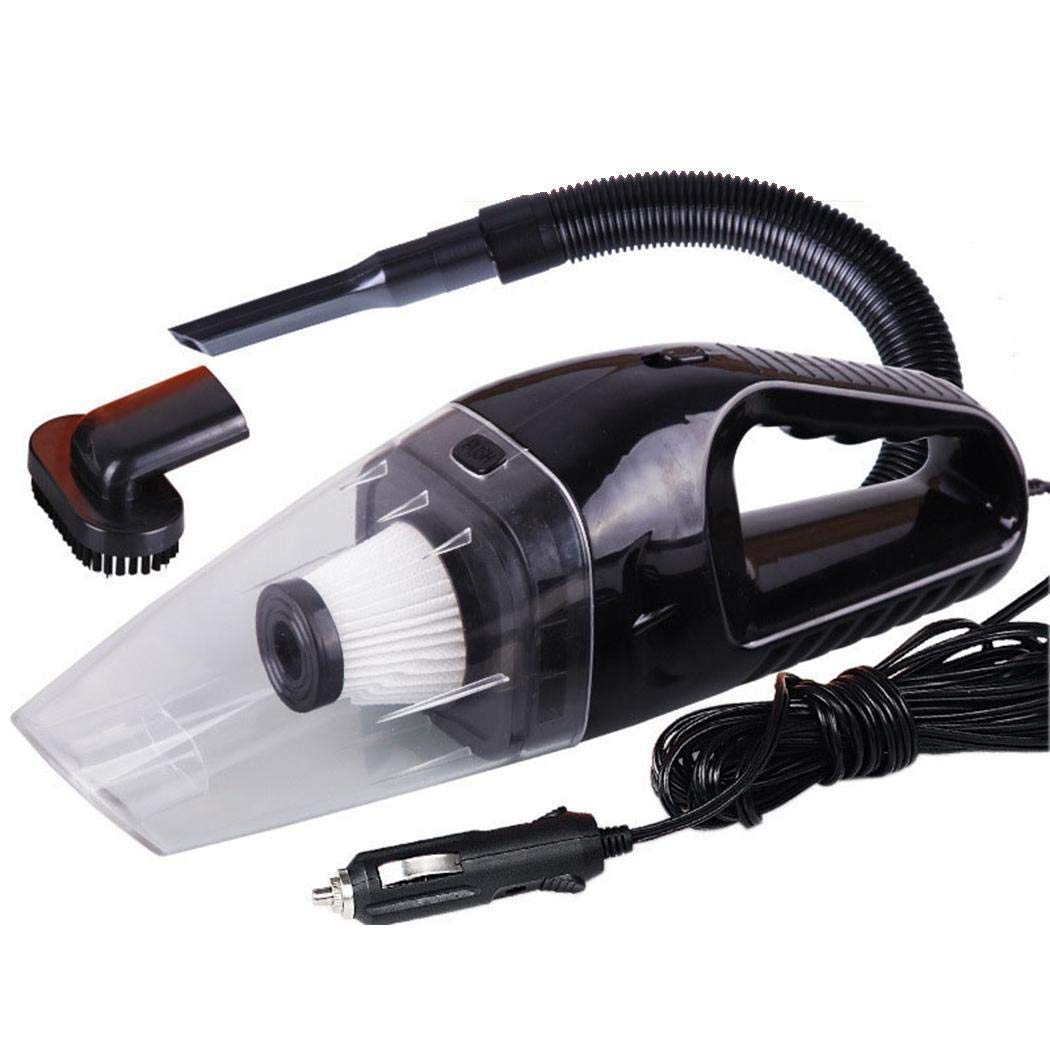 Lanbter 120W Big Power Wet and Dry Car Vacuum Cleaner Central Vacuum Bags