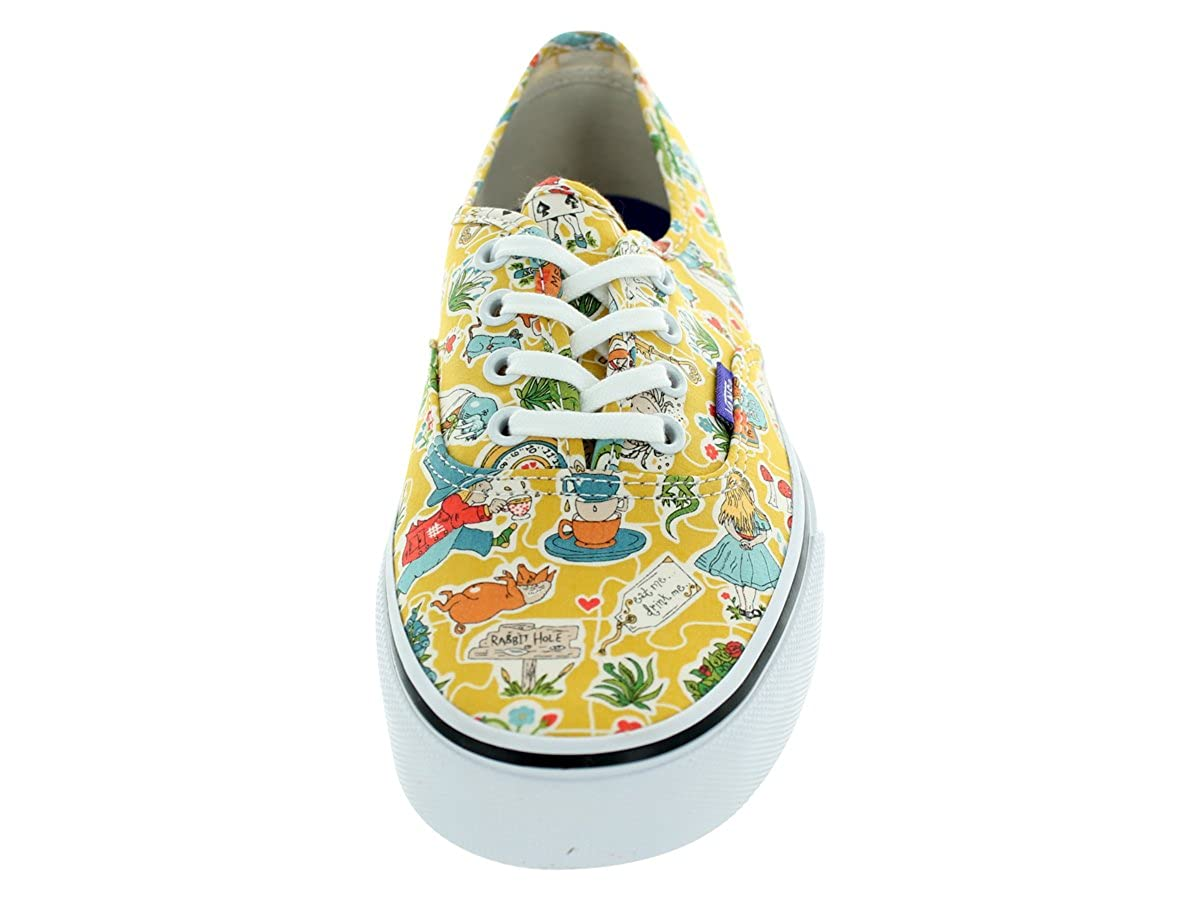 b361f64676 Vans Unisex Authentic (Liberty) Wonderland Trwht Skate Shoe 5.5 Men US 7  Women US  Amazon.ca  Shoes   Handbags