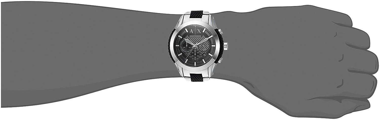 c8b6250aa205 Armani Exchange Coronado - Reloj de pulsera  Amazon.es  Relojes