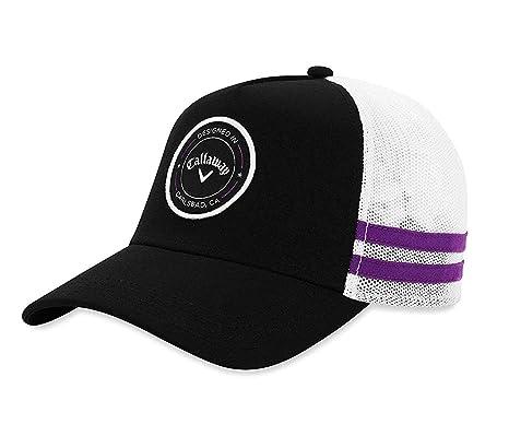 Amazon.com   Callaway Golf 2019 Women s Trucker Hat 7fd08c740d1