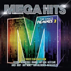 Megahits-The Dance Remixes 2