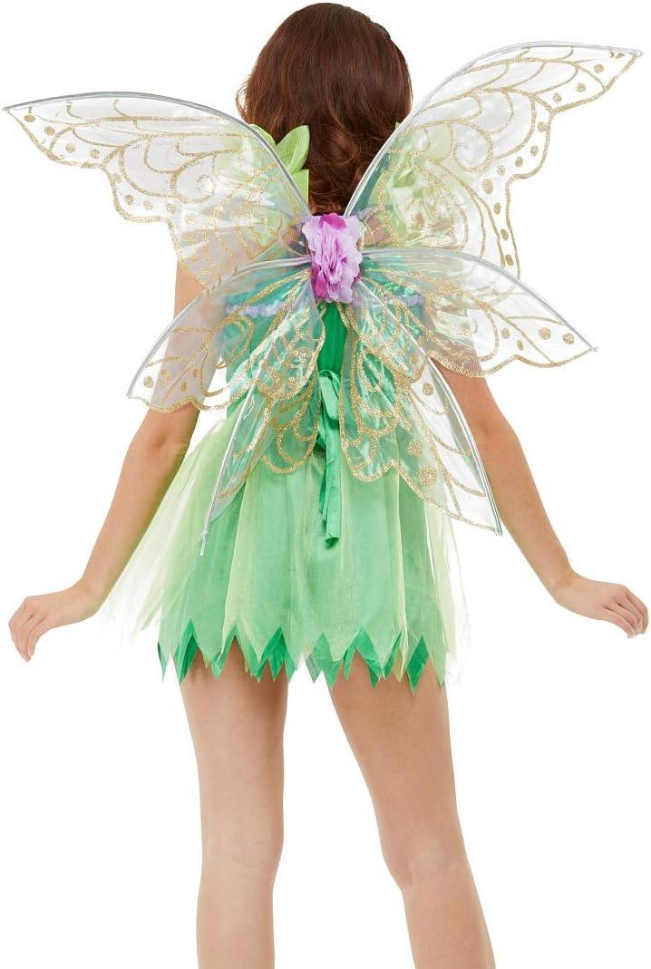 NET TOYS Encantadoras alas de Hada para Adulto - Transparente ...