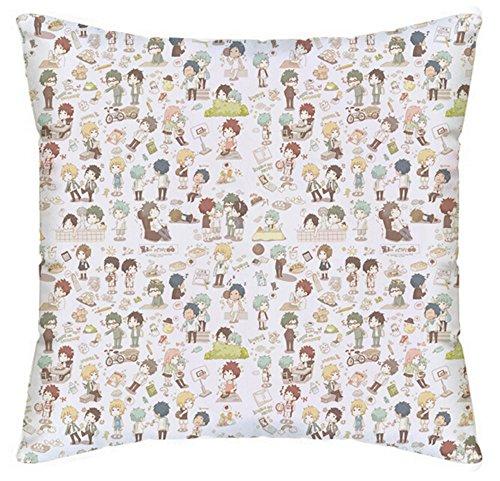 Siawasey Anime Kuroko no Basket Cartoon Pillowslip Pillowcase Pillow Case Cover Double-sided 45cm*45cm(P# 12)