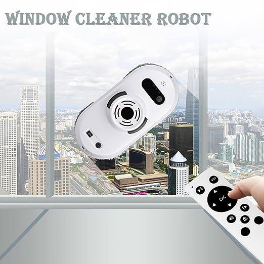 Robot aspirador Auto Clean Anticaída Smart ventana Cleaner ...