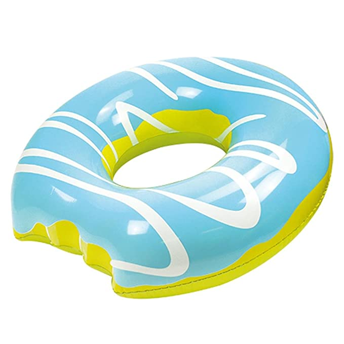 Otto Simon 778 – 1113 – Donut Hinchable Color Azul Claro: Amazon ...