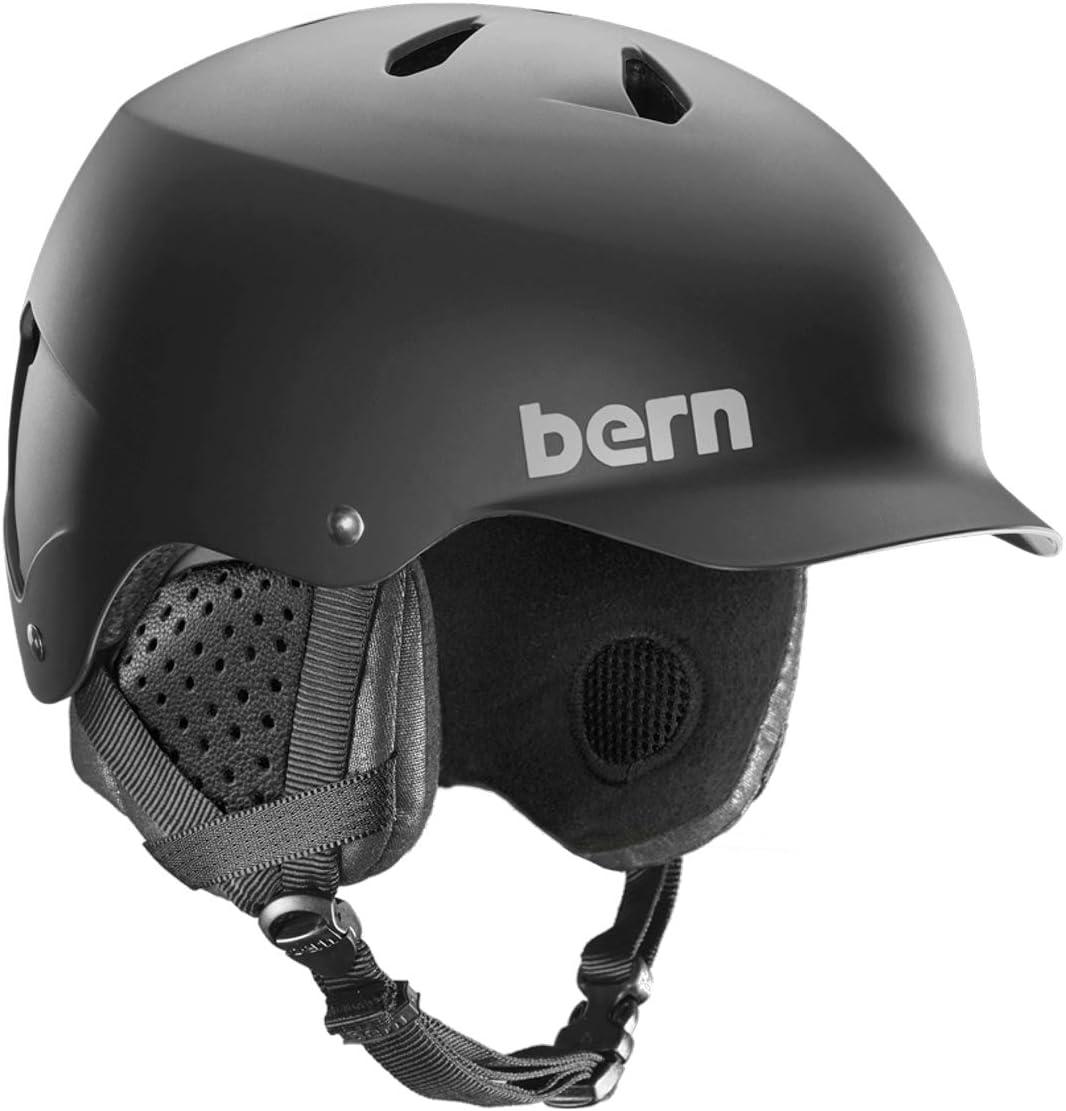 Bern Herren Helm Watts EPS Thin Shell