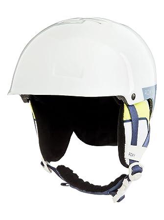 78c885b4912 Roxy Happyland - Casco de Snowboard esquí para Chicas 8-16 ERGTL03010  Roxy   Amazon.es  Deportes y aire libre