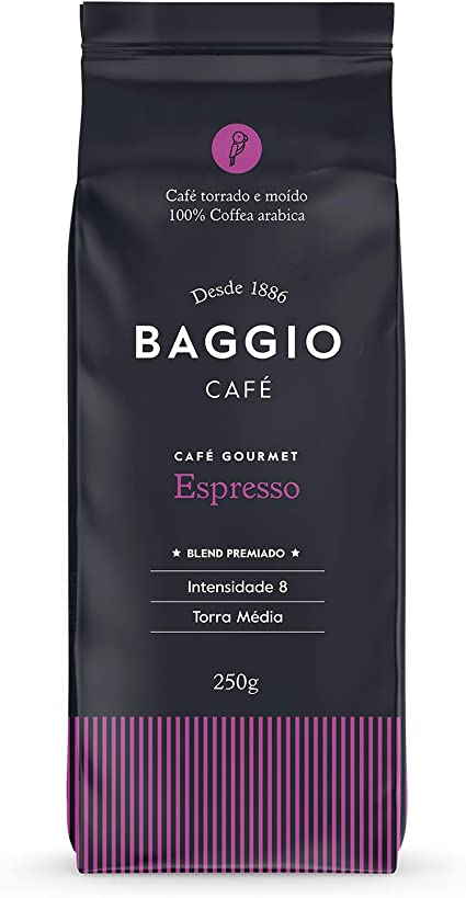 BaGGio Gourmet Espresso Moido 250g