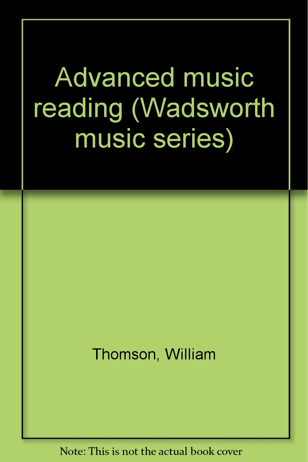 basic concepts in music wadsworth music series