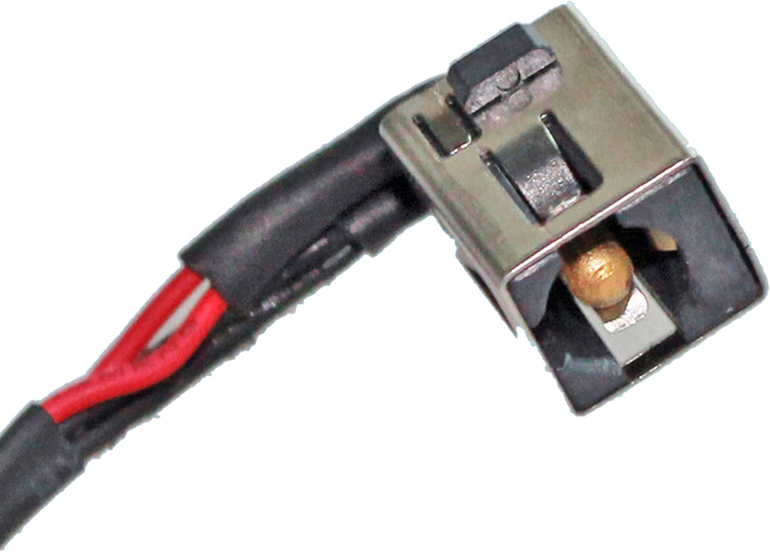 GinTai DC Power Jack Harness Cable Socket Plug Replacement for Lenovo IdeaPad P400 Touch Series P500 Z400 Z500 Series P400-59360580 P400-59360242 5936 P400-59RF0176 59RF Z500-5937 Z500-59372437 3pcs