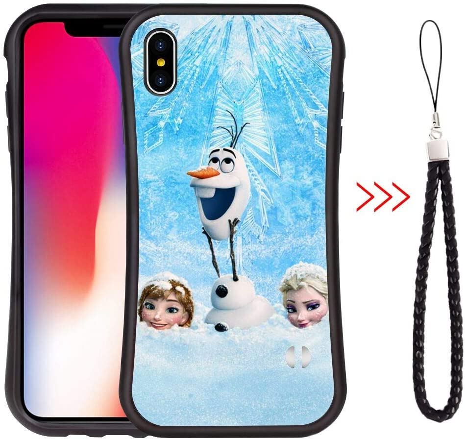 cartoon disney frozen olaf iphone