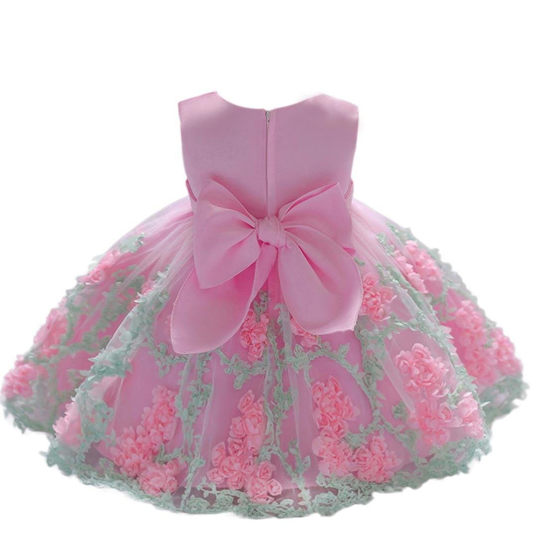 4e5e20820a8ff Amazon.com  Infant Baby Little Girls Dress