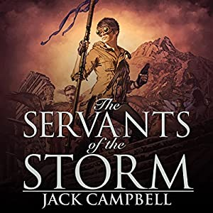 The Servants of the Storm Audiobook
