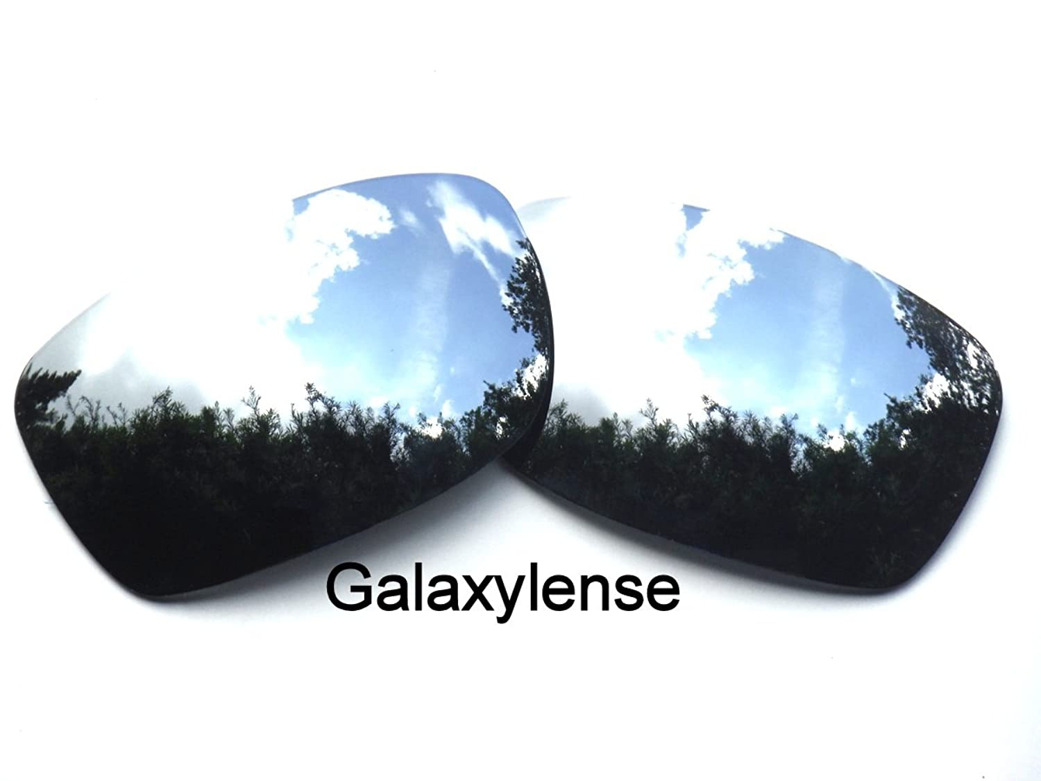 Galaxy Replacement Lenses for Oakley Fives Squared Titanium Color Polarized  hot sale 2017 e386551514484