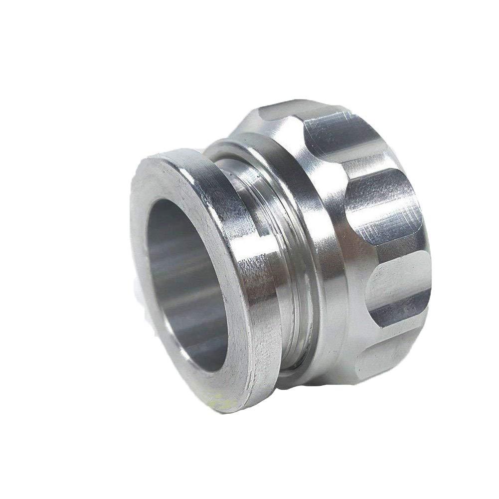 1.5 1//1.5//2//2.5Aluminium Alloy Weld On Filler Neck Oil Fuel Water Tank Reservoir Cap
